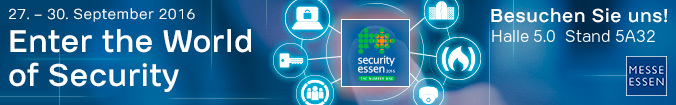 Contecon Software GmbH auf der Security Messe Essen